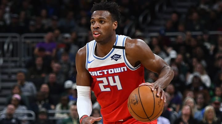 Buddy Hield signed a 4-year/$94 million extension with the Kings before the 2019 season.