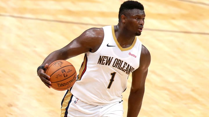 NBA FanDuel fantasy basketball picks and lineup tonight for 4/16/21, including Zion Williamson.