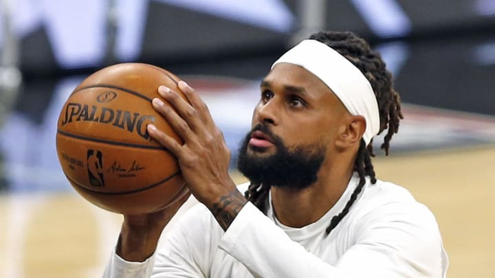 San Antonio Spurs Patty Mills