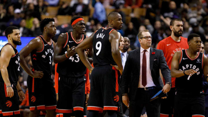 Toronto will be looking to repeat as champions without Kawhi Leonard in 2020