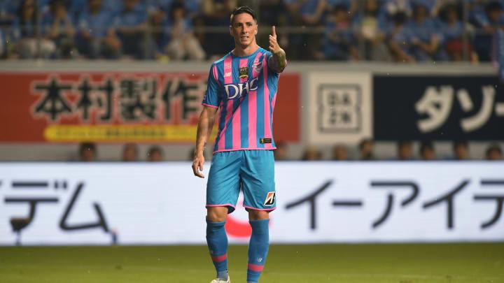 Fernando Torres a pris sa retraite de joueur en 2019, après une dernière pige d'un an au Sagan Tosu