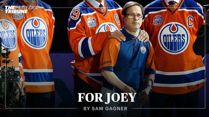 For Joey | By Sam Gagner
