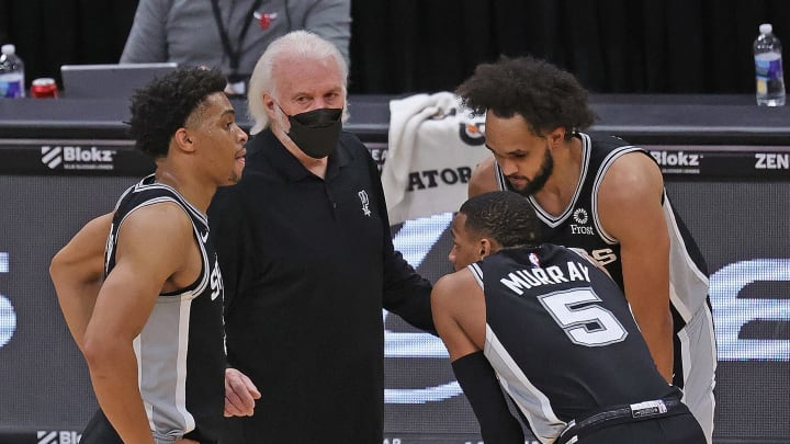 San Antonio Spurs: Why 'the 29 Boys' are the future