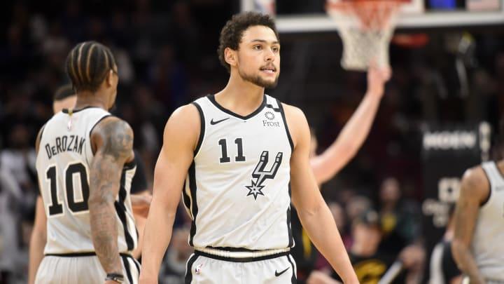 San Antonio Spurs Bryn Forbes