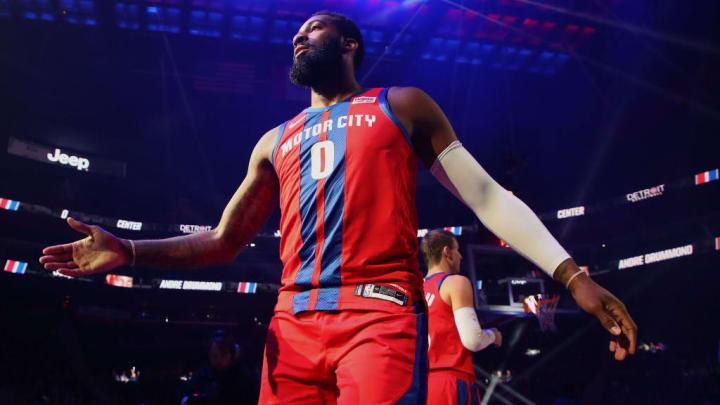 Andre es uno de los postes más sólidos que hay en la NBA