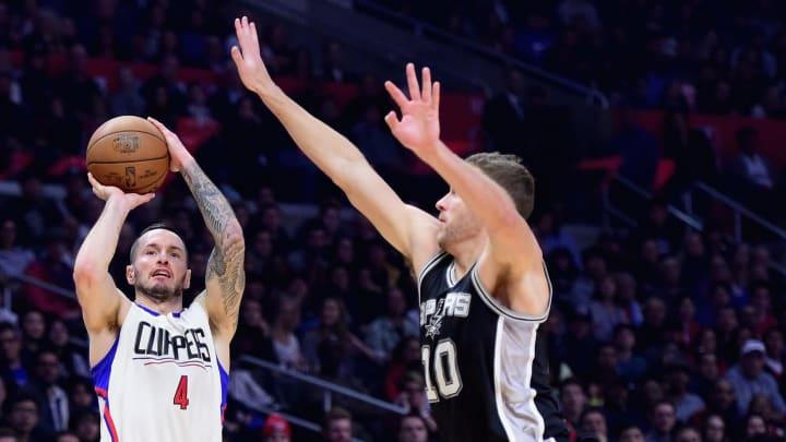 San Antonio Spurs v Los Angeles Clippers 5e9c216f27b457102d6ff0bc75168475.
