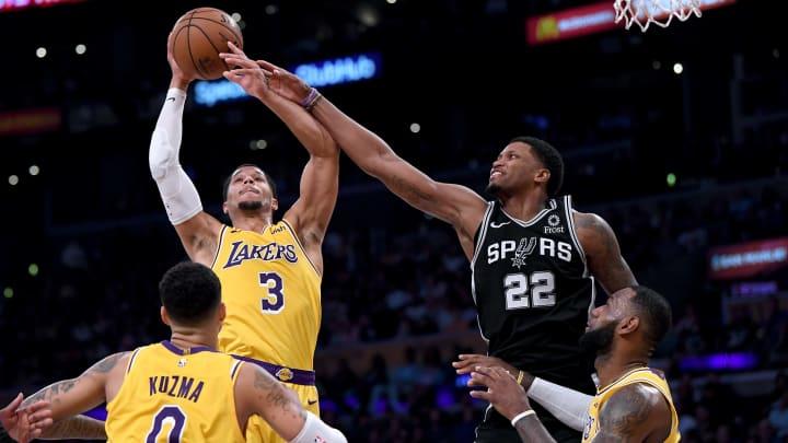 Rudy Gay sería una ideal suplente en los Lakers
