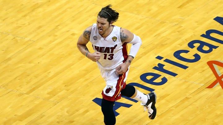 Mike Miller tuvo un rol fundamental en varios juegos del Heat en Las Finales