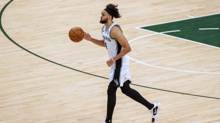 San Antonio Spurs Derrick White