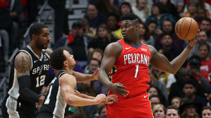 There Are Big Questions About Zion Williamson And For Good Reason