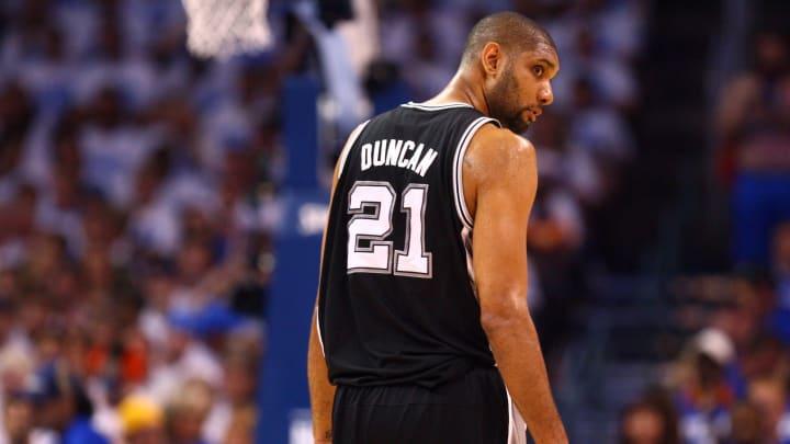 San Antonio Spurs v Oklahoma City Thunder - Game Four