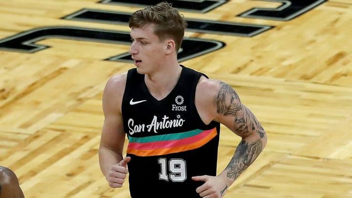 Luka Samanic - San Antonio Spurs v Orlando Magic
