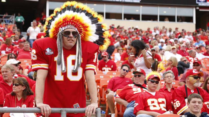 San Diego Chargers v Kansas City Chiefs