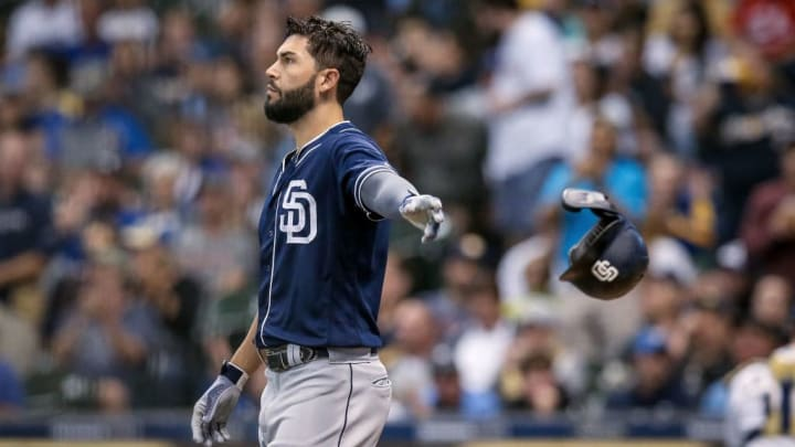 The signing of Eric Hosmer looked great for the San Diego Padres until he started underperforming.