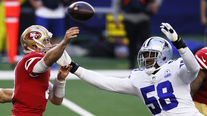 San Francisco 49ers v Dallas Cowboys