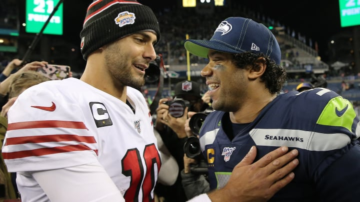 NFC West predictions have the 49ers and Seahawks competing for the top spot in the division.