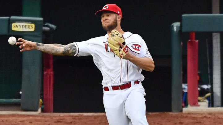 The Cincinnati Reds have received good news on the latest Nick Senzel injury update.
