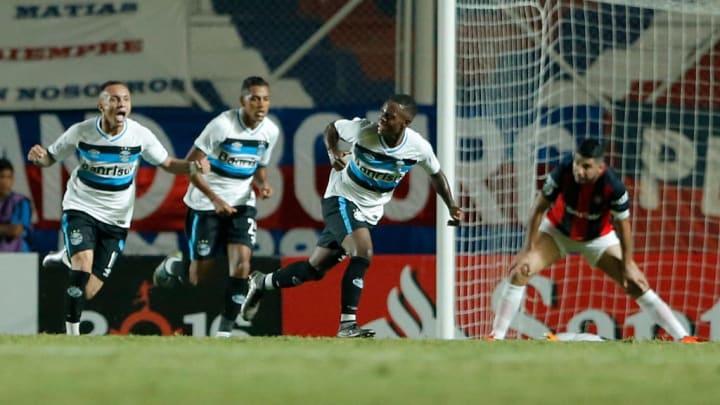 Lincoln Libertadores Grêmio