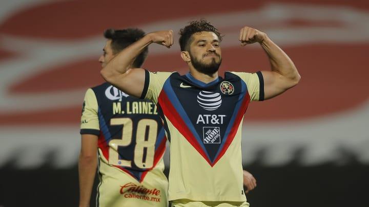 Las Águilas del América se impusieron al flamante campeón del fútbol mexicano y siguen con la buena racha de cara al cierre del torneo