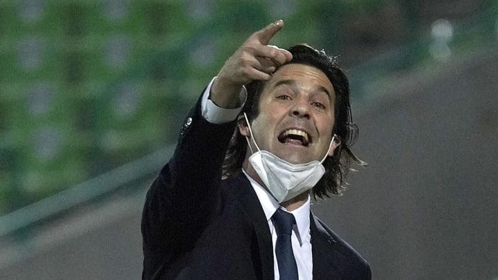 El entrenador argentino busca cambiar las cosas en Coapa
