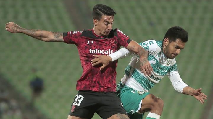 Santos Laguna y Toluca dieron uno de los mejores juegos de la Jornada 15, donde los laguneros se llevaron la victoria.