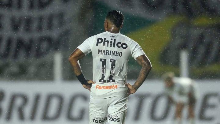 Santos perdeu por 2 a 0 para o Barcelona-EQU