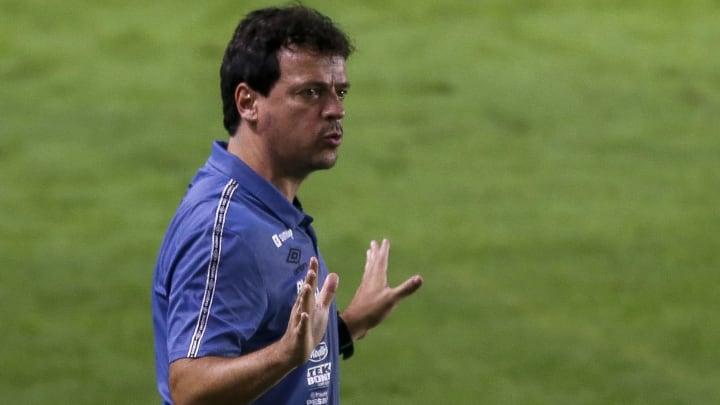 Matías Lacava deve chegar ao Santos com aval de Fernando Diniz