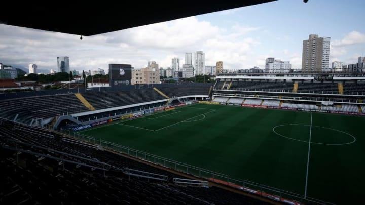 Santos v Delfin - Copa CONMEBOL Libertadores 2020