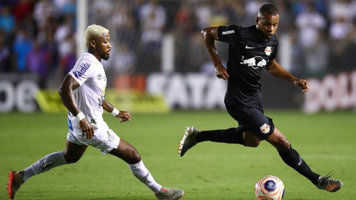 Santos e Red Bull Bragantino estão entre os clubes mais fortes da Sul-Americana.