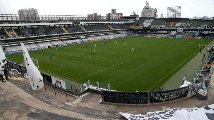 Vila Belmiro Copa Brasil Santos Athletico