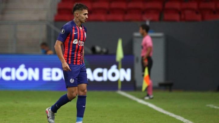 Gabriel Rojas Brasileirão San Lorenzo