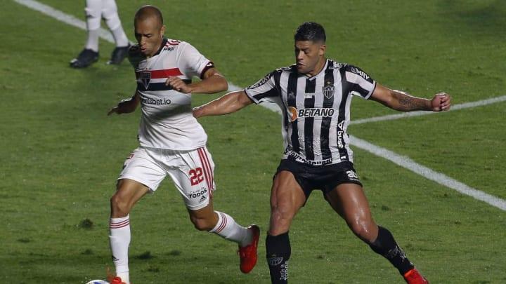 Miranda Hulk Hernán Crespo Brasileirão Atlético-MG São Paulo