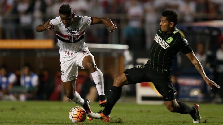 Sao Paulo v Atletico Nacional  - Copa Bridgestone Libertadores 2016 Semi-Finals