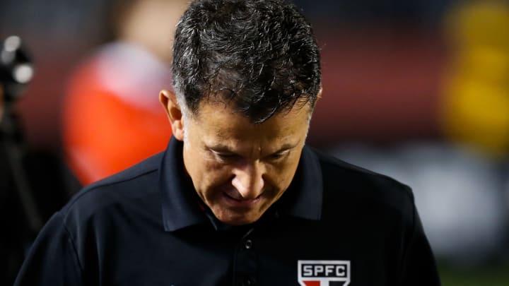 Osorio pediu para deixar São Paulo em 2015