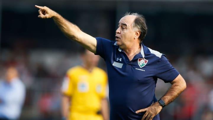 Marcelo Oliveira Fluminense Cruzeiro Brasileirão Série B