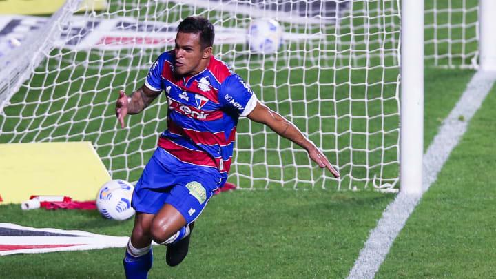 Robson anotou gol que selou a vitória do Fortaleza sobre o São Paulo