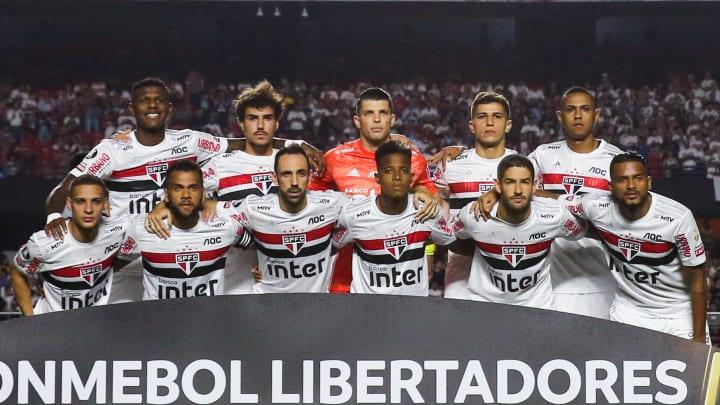 Sao Paulo v LDU - Copa CONMEBOL Libertadores 2020