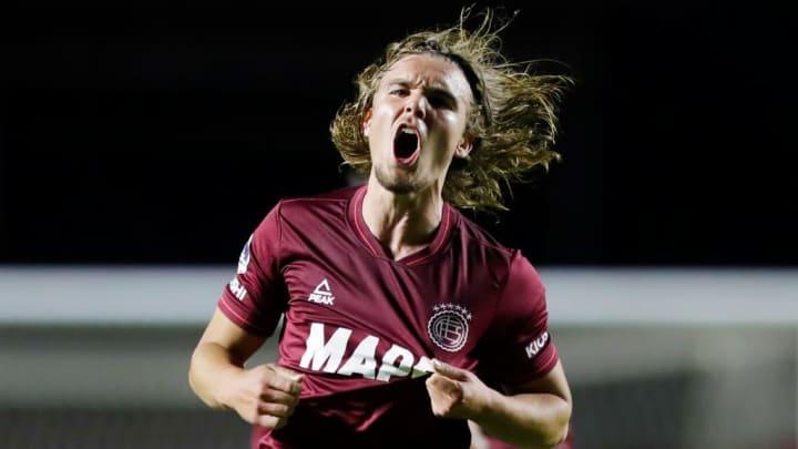 Sao Paulo v Lanus - Copa CONMEBOL Sudamericana 2020