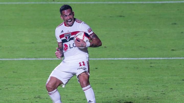 Luciano São Paulo Palmeiras Campeonato Paulista Morumbi