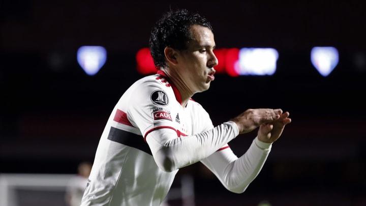 Pablo tem a missão de marcar os gols para o Tricolor