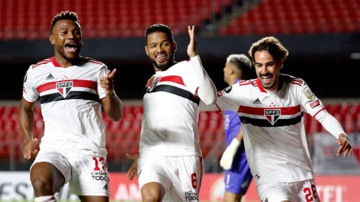 Reinaldo, Luan, Igor Gomes