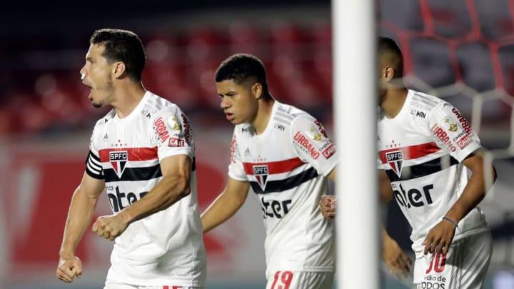 Hernanes, Gabriel, Brenner Marlos