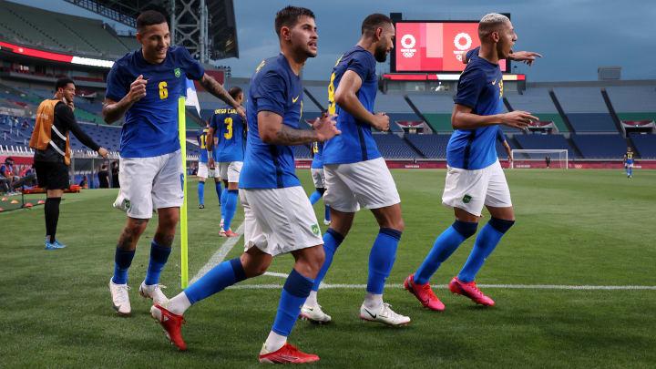 Brasil é um dos favoritos ao ouro olímpico