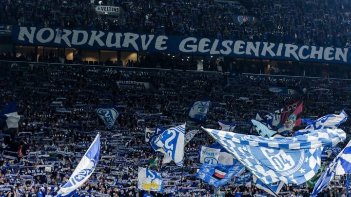 Schalke 04 v Bayern Munchen - German Bundesliga