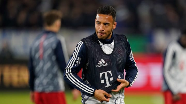 Tolisso is available for €35m this summer