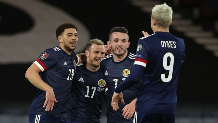 Scotland are in good form heading into the Euros