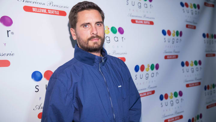 Scott Disick Continues Month-Long Grand Opening Celebration Of Sugar Factory American Brassiere At