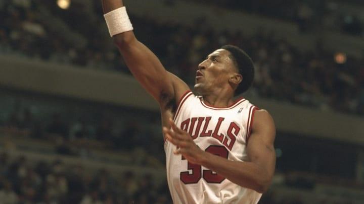 Scottie Pippen era uno de los dos jugadores en la plantilla de los Bulls en la edición original de NBA Jam