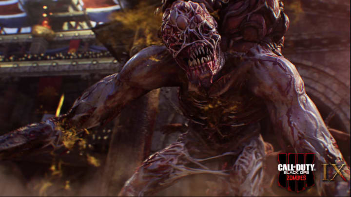 Which Call Of Duty Has Zombies