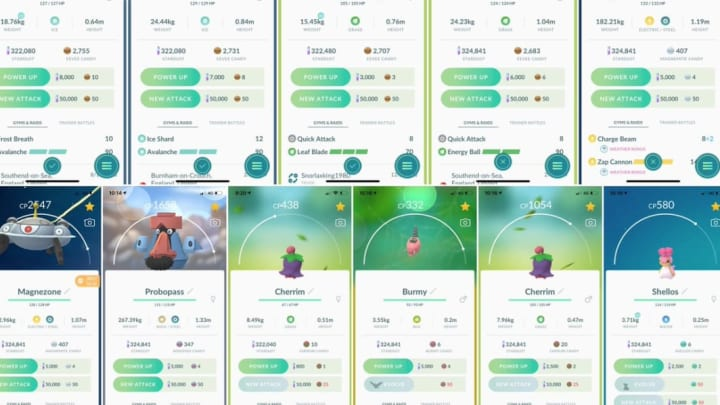 Cherrim Forms Pokemon GO: Everything You Need To Know